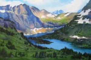 High mountain lake img 2173 hxcma5