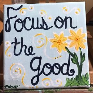 Focus on the good bq917l