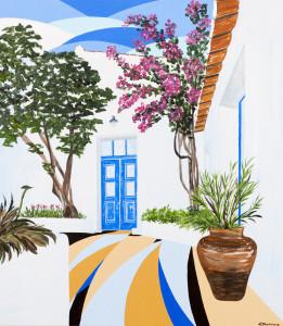 The blue door kll1it