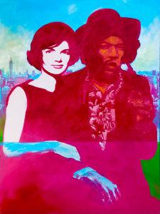Jimi and Jackie Take Manhattan