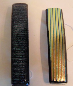 Barrette-Reed Gold Dichroic Uncapped