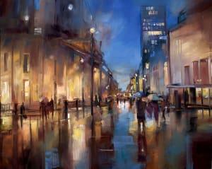 3. Evening Rain London