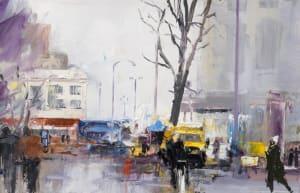 Rainy Day Brighton