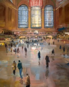 6. Grand Central Station NYC