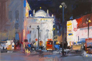 97.london piccadilly summer night
