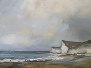17. Stormy Day at Durdle Door Dorset