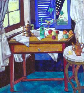 Interior with Bird