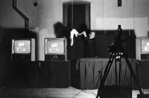 Video Magic Show, What Cheer Arts 1976