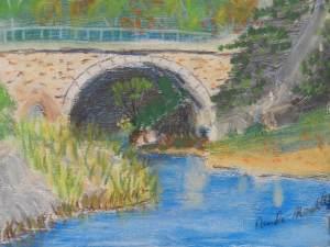 Stone bridge pastels ijy3uq