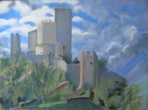 Sion, citadelle de Valère