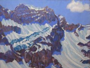 Glaciers bleus, I