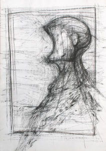 Drawing crying out alone2 2001 14 nuau7y