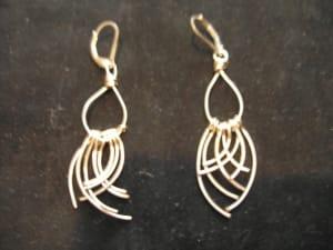 Half Circles Earrings