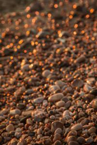 Sparkling Rocks (Framed Photograph)