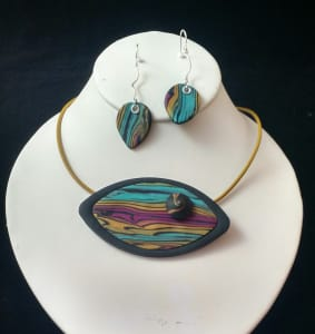 Multi-Colored Set (Earrings Only)