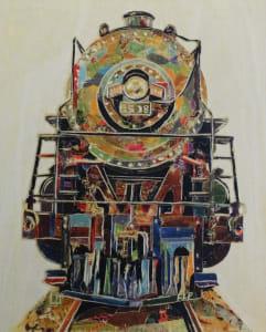 Untitled (small train)