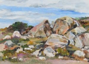 Santee Rocks En Plein Air