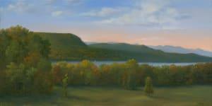 Autumn Afternoon from the Vanderbilt Overlook