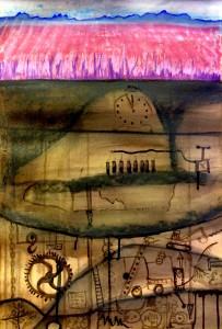 Liverpool Plains - Steam Age