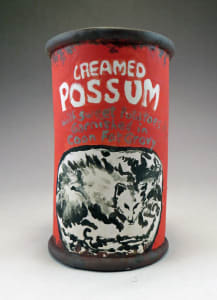 Creamed Possum Can Cup