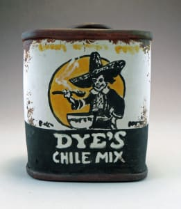 Dye's Chile Mix Spice Tin