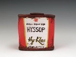 Hy-Klas Hyssop Spice Tin