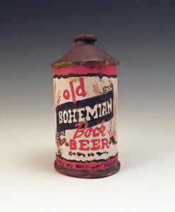 Old Bohemian Beer Can
