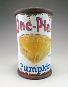 One-Pie Pumpkin Can Cup