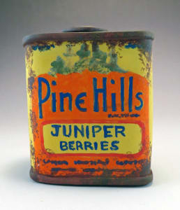 Pine Hills Juniper Berries Spice Tin