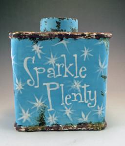 Sparkle Plenty Canister