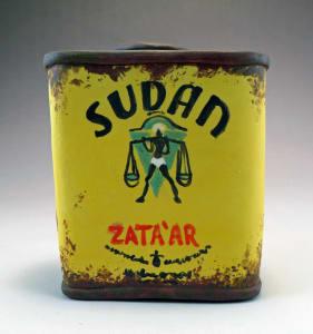 Sudan Zata'ar Spice Tin