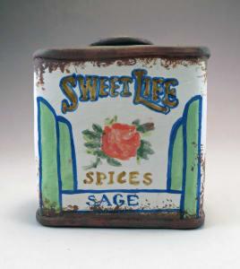 Sweet Life Sage Spice Tin