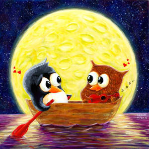 Super-Moon Serenade