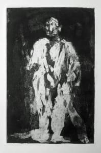 Figure in a Robe