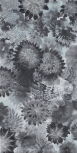 Floral Scroll III
