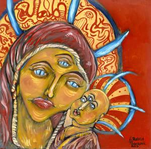 Jupiter madonna jesus 8x8 u4hhtt