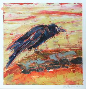 Apocalyptic Crow