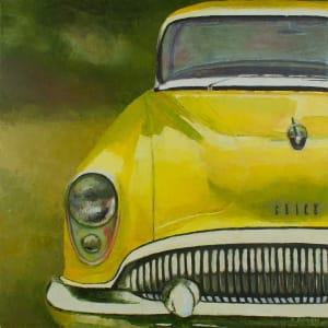 Yellow Buick