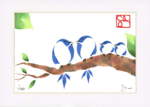 Bird Series - Branch