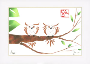 Bird Series - Owl
