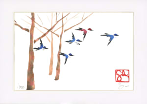 Bird Series - Forest