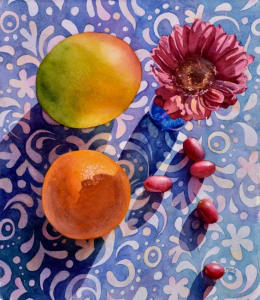 Fruit and Flowers 2