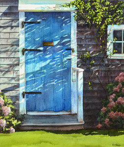 Sconset Doorway