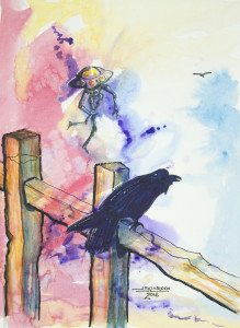 Crow Fence 1