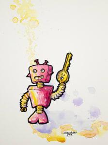 Key Robot