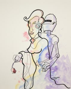 The Robot's Wife