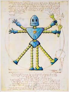 Vitruvian Bot