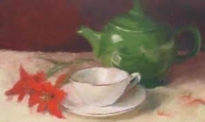 Tea Time (Pastel