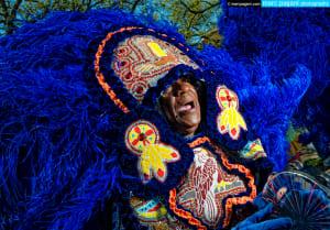 Big Chief Monk Boudreaux - Golden Eagles - Super Sunday