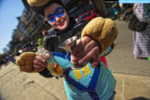 Booze Hound - Mardi Gras Day